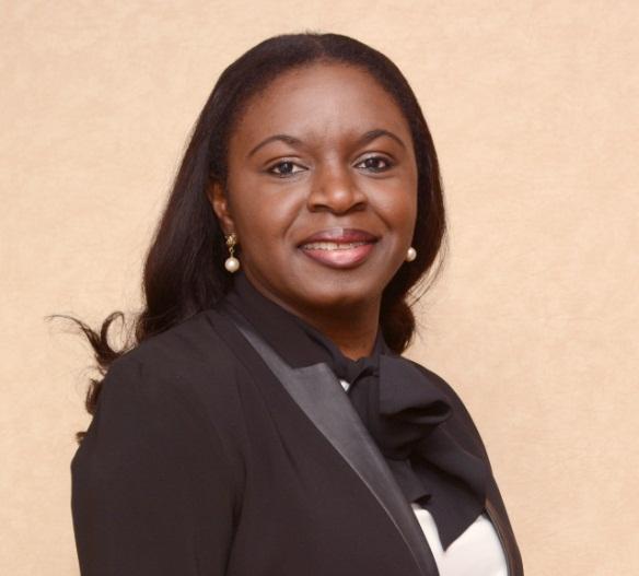 Viola Graham-Douglas, Corporate Relations Director, Guinness Nigeria.