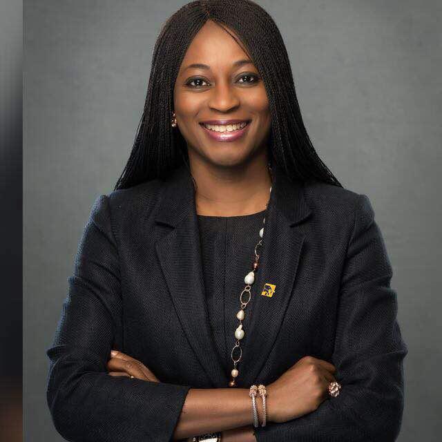Folake Ani-Mumuney, new ADVAN President.