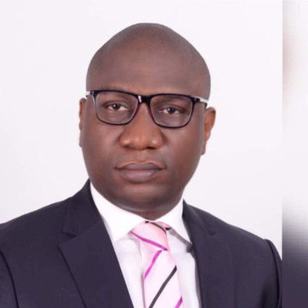 Olusegun Fafore, Consultant-in-Chief, Reputation Plus Limited