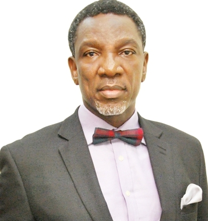Olusegun McMedal, Chairman, Lagos NIPR