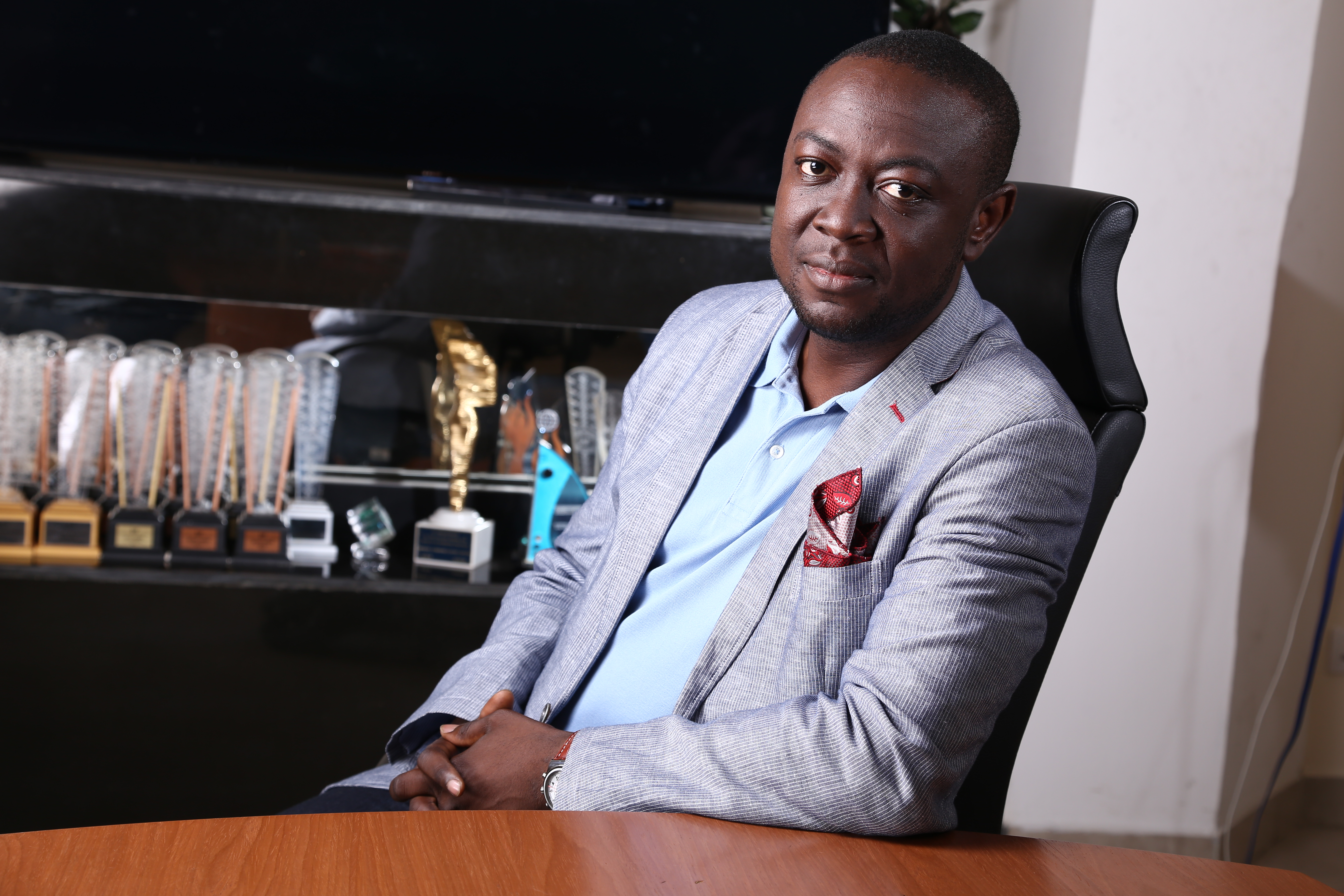 Feyi Olubodun, Chief Executive Officer, Insight Publicis Nigeria.