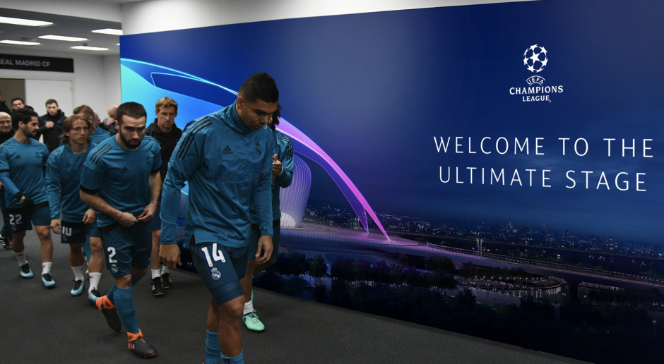 UEFA Champions League brand identity