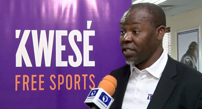 Zakary Wasara, CEO, Kwese Sports Nigeria.