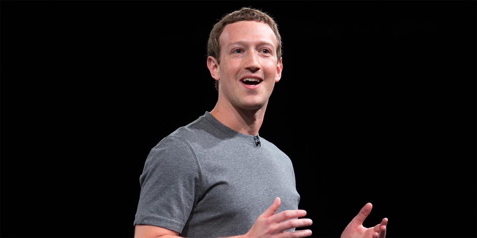 Mark Zuckergerb, CEO, Facebook